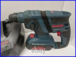 Bosch Gbh 36v-vi Compact Sds Hammer Drill With 1x 1.3ah Battery And Charger
