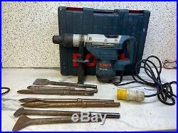 Bosch Gbh 5-38 Sds Max Breaker / Hammer Drill. 110v