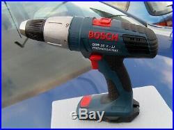 Bosch Gsb 36 V-li Professional 36v Hammer Drill Fully Serviced Bare Unit Only