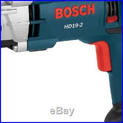 Bosch HD19-2B-RT 120-Volt 1/2-Inch 8.5 Amp Corded Hammer Drill Reconditioned