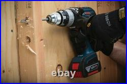 Bosch HDH181XB 18V Brute Tough 1/2 Inch Hammer Drill/Driver withActive Response