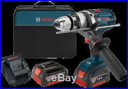 Bosch HDH181X-01 18-volt 1/2-Inch Brute Tough Hammer Drill/Driver 2x Batteries