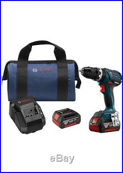 Bosch HDS183-01 18V 1/2 Cordless Hammer Drill Driver Brushless Lithium-Ion NEW