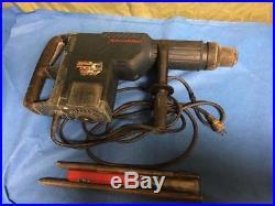 Bosch Hammer Drill 11245EVS. Demo Chipping Hammer. Boschhammer. SDS MAX