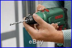 Bosch Hammer Drill 650W Concrete Steel Wood Corded Hammer DYI Drill