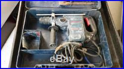 Bosch Hammer Drill SDS-Plus 11236VS Corded Rotary (PPS012130)