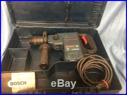 Bosch Hammer Drill SDS-Plus 11236VS Corded Rotary with Case