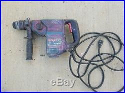 Bosch Hammer sds plus corded rotary hammer Drill 1 1/8 11236VS Tool