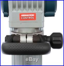 Bosch Jack Breaker Hammer 15 Amp Breaker Concrete Drilling Demolition Case Wheel