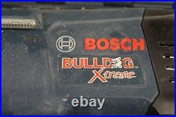 Bosch Model Bulldog Xtreme Hammer Drill with Hard Case
