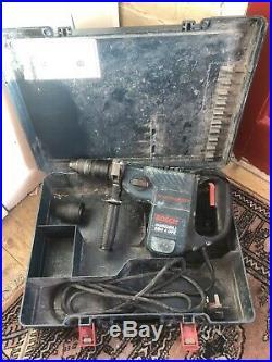 Bosch MultiDrill GBH 4 DFE 240v 3 Modes (Drill, Hammer Drill & Breaker)