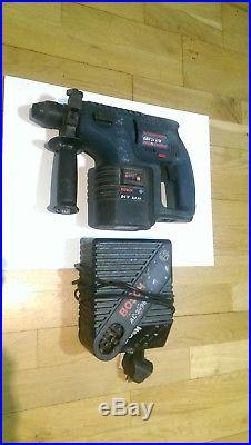 Bosch Professional GBH24 VFR 24V Cordless Rotary Hammer Drill, Battery & Charger