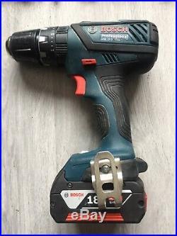 Bosch Professional GSB 18-2 Li Plus Hammer Drill + 4.0Ah Battery