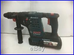 Bosch Professional Gbh 36 vf-li SDS-Plus Hammer Drill 2x 4.0Ah