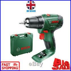 Bosch Psb 1800 LI Cordless Combi Hammer Drill Body Only & Case Compact Masonry