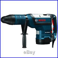 Bosch RH1255VC 120-Volt 2-Inch 110-220-RPM SDS-Max Turbo Keyless Rotary Hammer