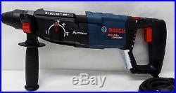 Bosch RH228VC 1-1/8-Inch SDS-Plus Rotary Hammer Drill 03/B27302A