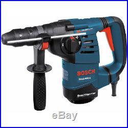 Bosch RH328VCQ 1-1/8-Inch SDS-Plus Vibration Control Bulldog Rotary Hammer