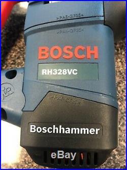 Bosch RH328VC 1-1/8 SDS Plus Corded Rotary Hammer Drill