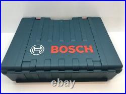 Bosch RH328VC 1-1/8 SDS-Plus Rotary Hammer Drill Bits Hard Case Kit Bundle