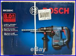 Bosch RH328VC 1-1/8 SDS-Plus Rotary Hammer Drill (NEW)