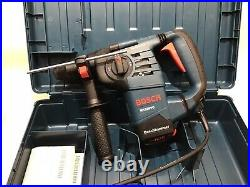 Bosch RH328VC 1-1/8 inch SDS Rotary Hammer Drill + Case Vibration Control