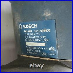 Bosch RH540M 12A 1-9/16 Variable Speed SDS-Max Combination Rotary Hammer Drill