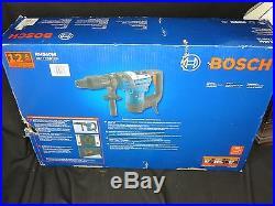 Bosch RH540M 1-9/16 SDS-Max Combination Rotary Hammer 12A 120V 60Hz