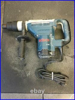 Bosch RH540M 1-9/16 inch SDS-Max Combination Rotary Hammer Blue