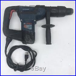 Bosch RH540M Boschhammer 1-9/16 Rotary Hammer Drill With 5 Bits & Case