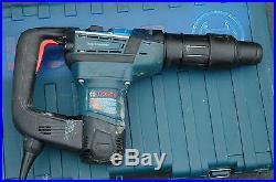 Bosch RH540M Rotohammer drill Chisel hammer withbits SDSmax rotary hammer drill