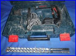 Bosch RH745 1-3/4 SDS-MAX Combination Hammer Drill with case + 2 bits