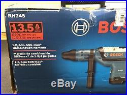 Bosch RH745 Rotary Hammer Drill 120v 13.5a