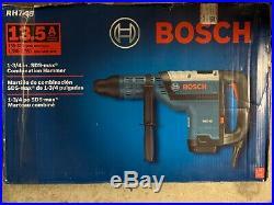 Bosch RH745 SDS Rotary Hammer Drill 120v 13.5a 30846