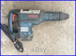 Bosch RH850VC SDS Max Rotary Hammer 13.5Amp 120V