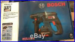Bosch RHH181-01 18V Lithium Brushless 3/4 SDS-Plus Rotary Hammer Drill Kit