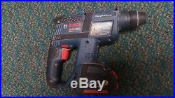 Bosch RHH181 18V Li-Ion Brushless 3/4 in SDS-plus Rotary Hammer Drill Kit