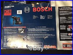 Bosch Rh328vc-36k 1 1/8 Sds Plus 36v Cordless Rotary Hammer Drill, Free Ship