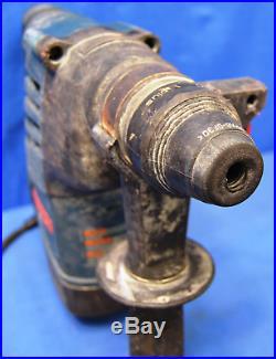 Bosch Rh328vc Rotary Hammer Drill In Bosch Hard Case