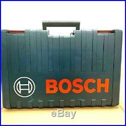 Bosch Rotary Hammer Drill 1-5/8 in. Variable Speed Spline Concrete Masonry