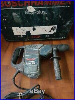 Bosch SDS MultiDrill GBH 4 DFE 240v (Drill, Hammer Drill & Breaker)