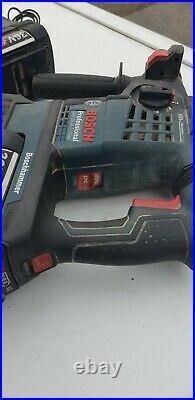 Bosch Sds Hammer Drill 36v GBH 36VF-LI PLUS