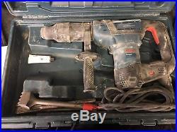Bosch Sds Max Rotary Hammer Drill Rh540m