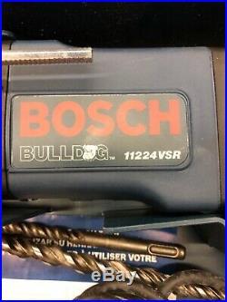 Bosch Sds-plus 11224vsr 7/8 Bulldog Corded Rotary Hammer Drill