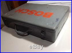 Bosch Spline Rotary Hammer 11244E Hammerdrill Drill With Chisel