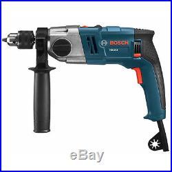 Bosch Tools 1/2 2-Speed Variable-Speed Hammer Drill HD18-2 New
