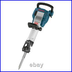 Bosch Vibration Control 120V Jack Hammer Kit with Wheeled Carrying Case (Open Box)