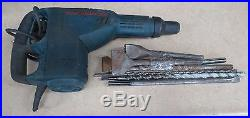 Boschhammer Hammer Drill and Bits Free Shipping