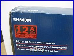 Brand New! BOSCH-RH540M 1-9/16 In. SDS-max Combination Hammer
