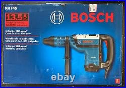Brand New Bosch RH745 1-3/4 In. SDS-max Rotary Hammer Corded Variable Speed